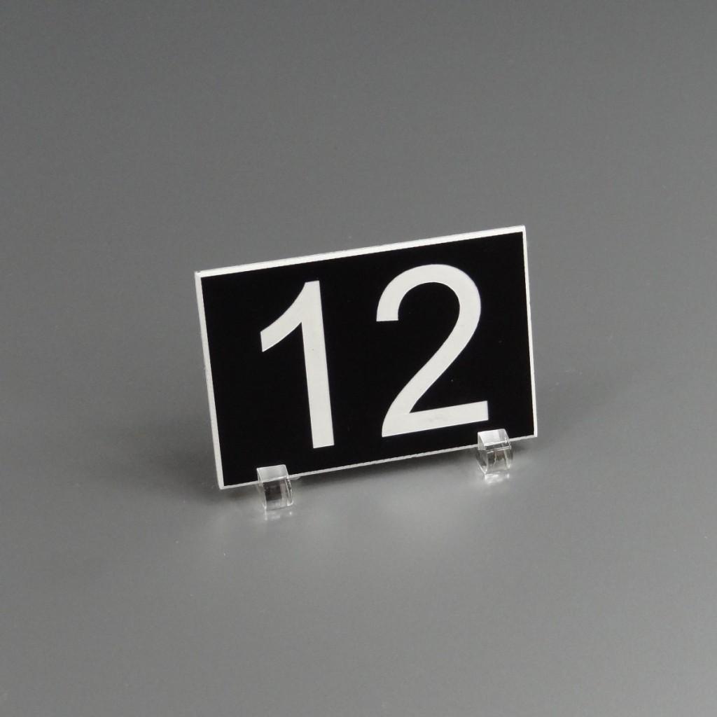 Numero De Boite Aux Lettres Moyen Format
